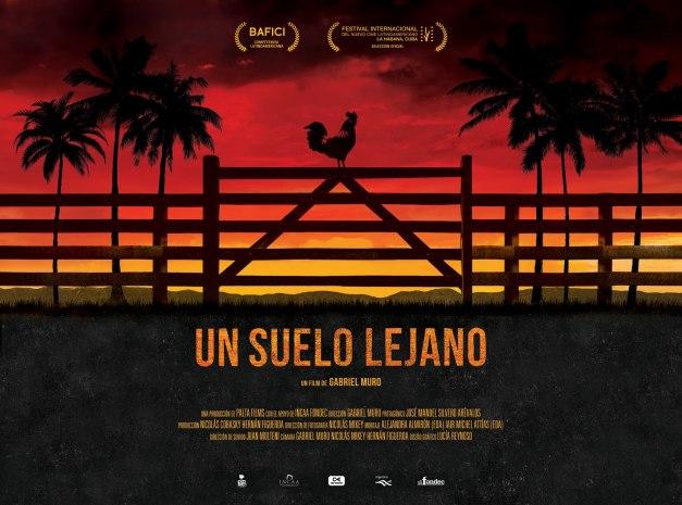 Poster Un Suelo Lejano_